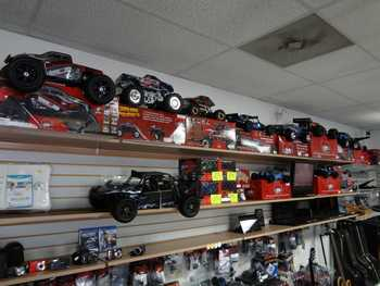 We are the areas only Authorized  Redcat Dealer!