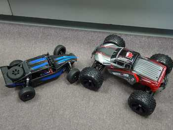 Redcat Brushless Electric Vehicles!