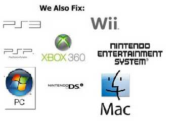 We Offer Video Game and PC Repairs!!