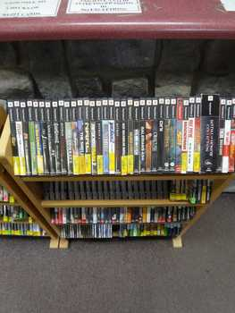 Playstation 2 and Vintage Discount Rack!!!
