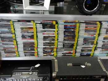Xbox 360 Games Galore!!!
