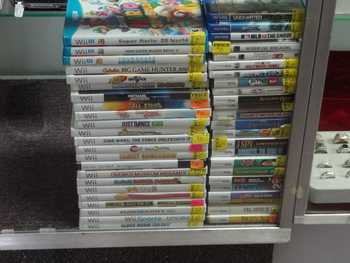 Nintendo Wii U/ Wii/ DS/ 3DS/ Vita Games