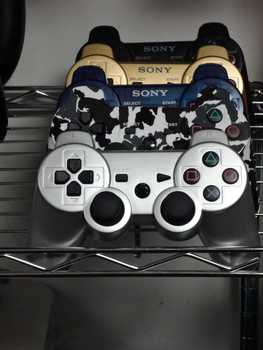 Sony Playstation 3 Controllers!