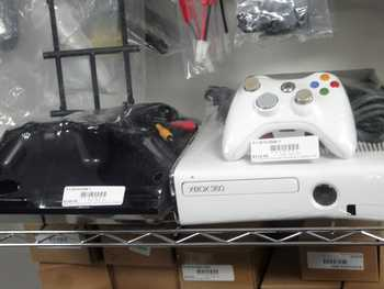 Playstation 3 and Xbox 360 Game Consoles!