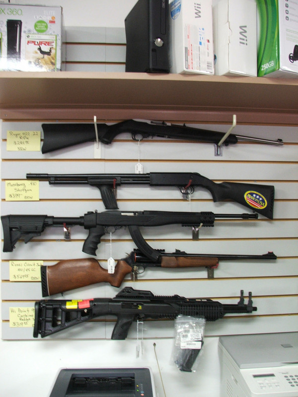 We carry many Specialty Guns in stock in our store, New and Used.  If we don't have what you want we can order it through one of our reliable distribution channels.